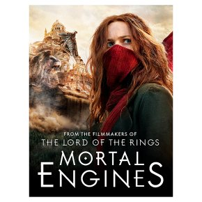 DVD Mortal Engines
