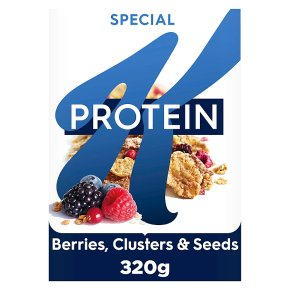 Kellogg's Special K Protein Berry Clusters Seeds