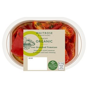Duchy Organic Sun Drenched Tomatoes