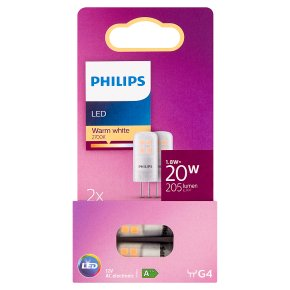 Philips LED White Capsule 1.8w G4