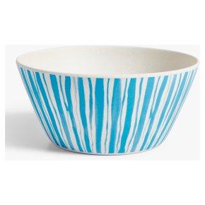 John Lewis Cereal Bowl Pattern Blue
