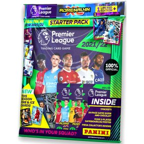 Premier League Adrenalyn 21/22 Starter pack