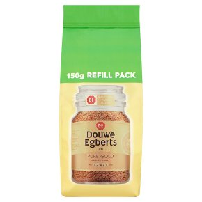 Douwe Egberts Pure Gold Instant Coffee Refill
