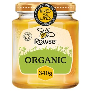Rowse Organic Set Honey Jar