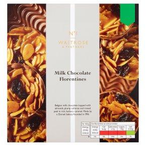 No.1 Milk Chocolate Florentines