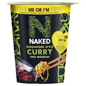 Naked Noodle Singapore Curry
