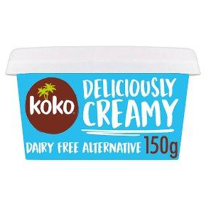 Koko Dairy Free Alternative to Soft Cream Cheese