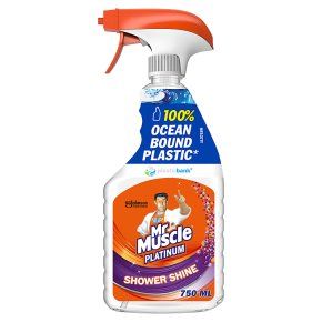 Mr Muscle Platinum Shower Shine