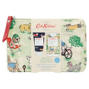 CKidston Park Dogs Cosmetic Pouch