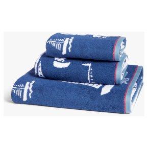 John Lewis Anyday Regatta Bath Towel
