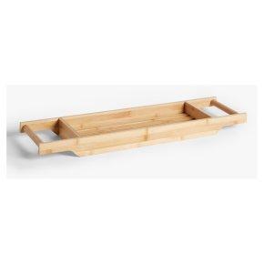 John Lewis Bamboo Bath Rack