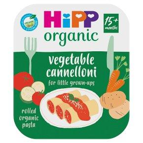 HiPP Organic Vegetable Cannelloni