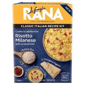 Rana Recipe Kit Risotto Milanese