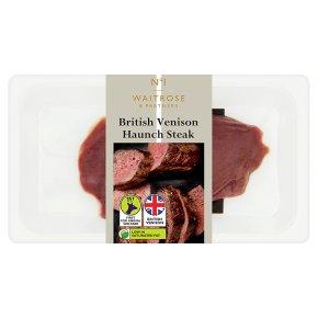 No.1 British Venison Steaks