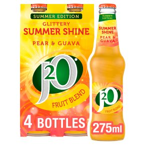 J2O Summer Shine Pear & Guava