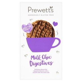 Prewett's Milk Chocolate Digestives
