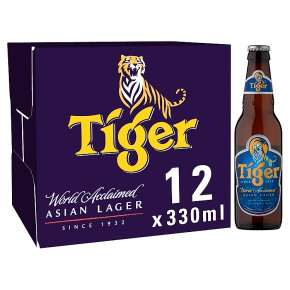Tiger Asian Lager