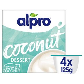 Alpro Creamy Coconut Dessert