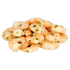 King Prawns Lemon & Garlic