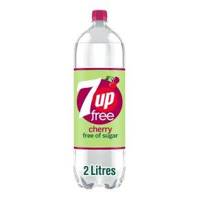 7UP Free Cherry