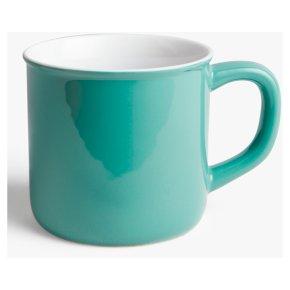 John Lewis Can Mug Agave Green