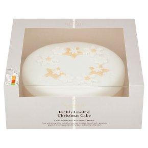 Waitrose No1 Rich Fruit Xmas Cake