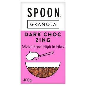 Spoon Granola Dark Choc Zing