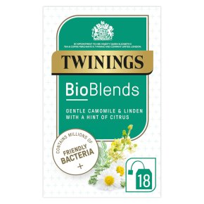 Twinings Bioblends Camomile & Linden