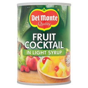 Del Monte Fruit Cocktail in Light Syrup