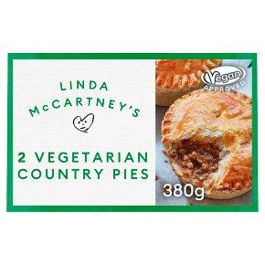 Linda McCartney's 2 Deep Dish Country Pies