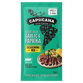 Capsicana Garlic & Paprika Seasoning