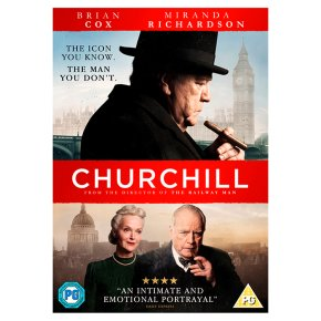 DVD Churchill