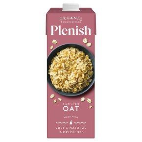 Plenish Organic Oat Unsweetened Drink