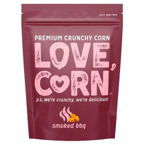 Love, Corn Smoked BBQ