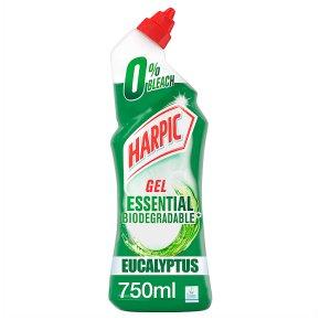 Harpic Essential Gel Fresh Eucalyptus