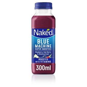 Naked Smoothie Blue Machine