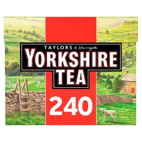 Yorkshire Tea Bags 240s