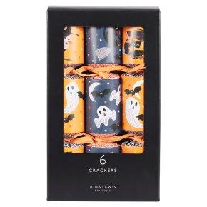John Lewis Halloween Crackers 6s