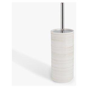 John Lewis Ceramic Glaze Toilet Brush
