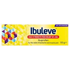 Ibuleve Pain Relief 10% Gel