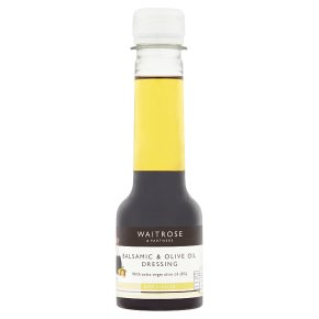 Waitrose Aged Balsamic Dressing