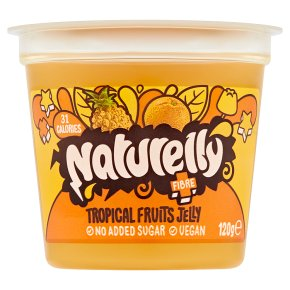 Naturelly Juicy Jelly Tropical Fruits