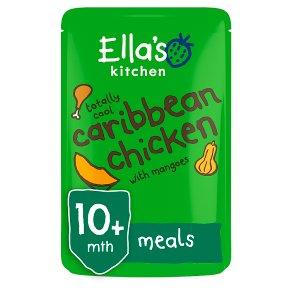 Ella's Kitchen Caribbean Chicken