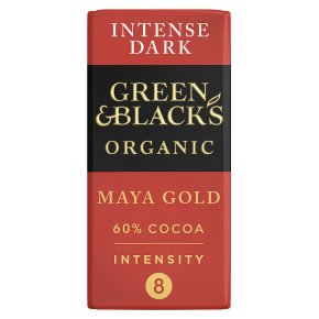 Green & Black's Maya Gold Dark Chocolate