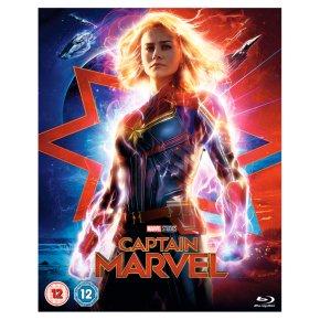 Blu-Ray Captain Marvel