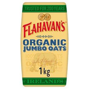 Flahavan's Organic Jumbo Oats