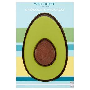 Waitrose Chocolate Avocado