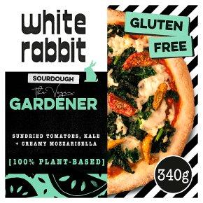 The White Rabbit Pizza Co. The Vegan Gardener