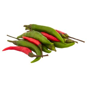 Waitrose Mixed Thai Chillies