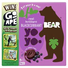 BEAR Yo Yos Blackcurrant